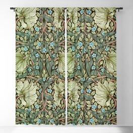 Pimpernel by William Morris Blackout Curtain