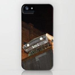 Steel & Streets iPhone Case
