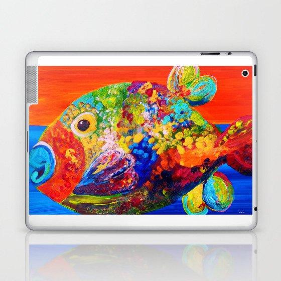 Deviously Dappled Laptop & iPad Skin