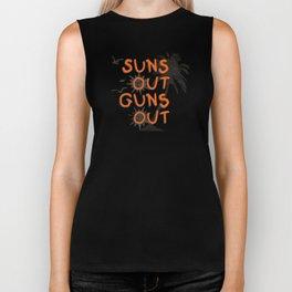 Guns Out Biker Tank