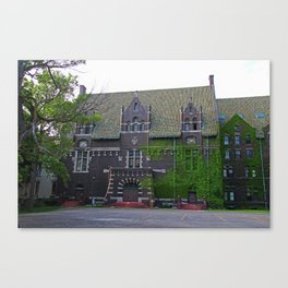 Old West End Mary Manse College Auditorium aka Lois Nelson Theater I Canvas Print