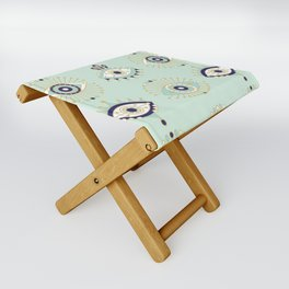 Evil Eye Collection Folding Stool