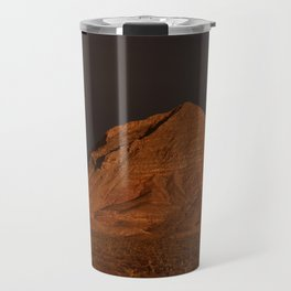 Desert Alpenglow Travel Mug
