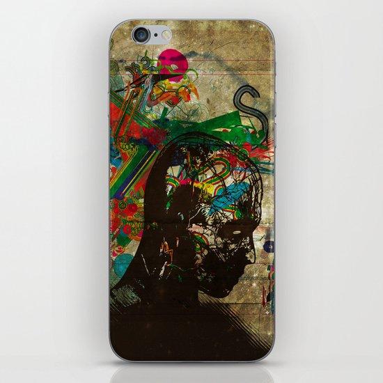 creative procrastination iPhone & iPod Skin