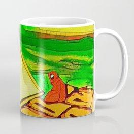 Sitting Stones Coffee Mug