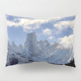 Naranjo de Bulnes (known as Picu Urriellu) in Picos de Europa National Park. Pillow Sham