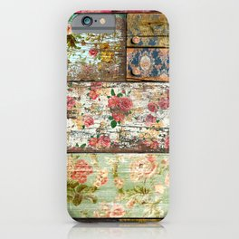 Lady Rococo iPhone Case