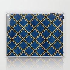 Quatrefoil Laptop & iPad Skin