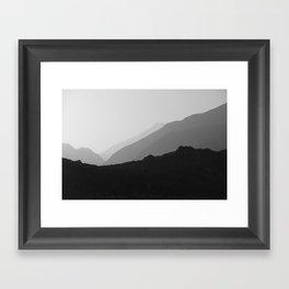 Karakorum Framed Art Print