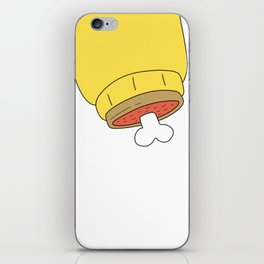 Arthur Clenched Fist iPhone Skin