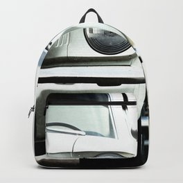 Mustang GT350 car photography classic cars Backpack
