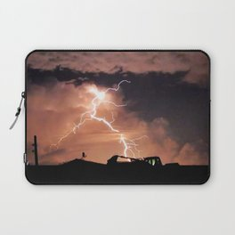 Mister Lightning Laptop Sleeve