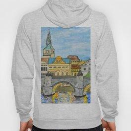 Prague: Capital of the Czech Republic Hoody