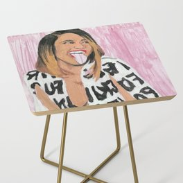 Cardi B Side Table