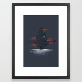 Sword Art Online - Aincrad Framed Art Print