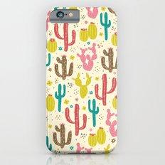 Prickly Cactus  iPhone 6s Slim Case