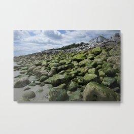 Lyme Regis, Dorset  Metal Print