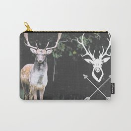 deer wild Carry-All Pouch