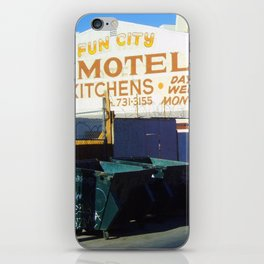 FINALLY! FUN CITY iPhone Skin