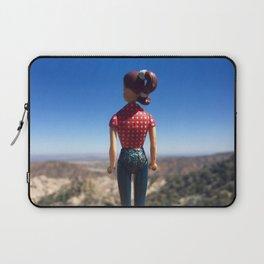Adventure Girl Laptop Sleeve