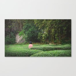 Lost in Kowloon Canvas Print