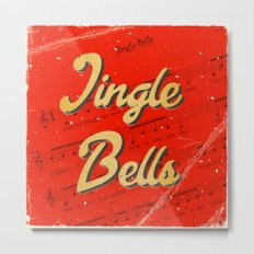 Jingle Bells #1 - A Hell Songbook Edition Metal Print