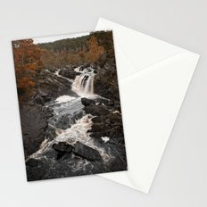 Autum falls Stationery Cards