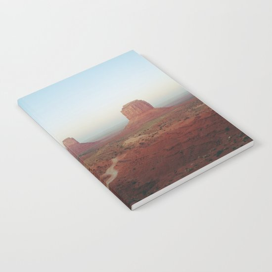 Monument Valley Notebook