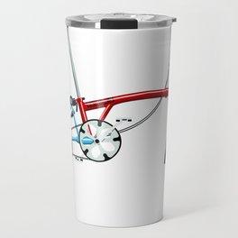 Folding London Brompton Bicycle Travel Mug