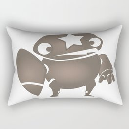 minima - slowbot 004 Rectangular Pillow