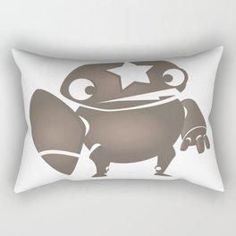 minima - slowbot 004 Rectangular Pillow
