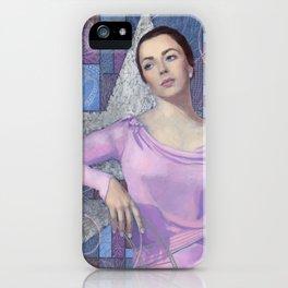 Elizabeth Taylor, Old Hollywood iPhone Case