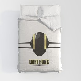 Daft Punk In memory of the band Comforters