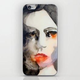 Twenty-five, Glass Menagerie Series iPhone Skin