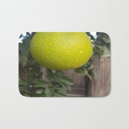 Ripening Fruit Bath Mat