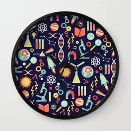 Science Studies Wall Clock