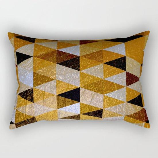 Abstract #352 Rectangular Pillow