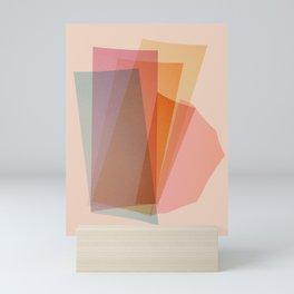 Abstraction_Spectrum Mini Art Print