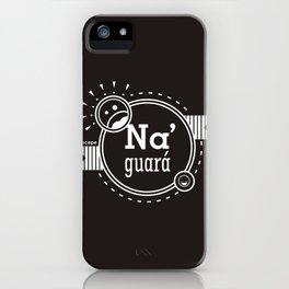 Na' Guará iPhone Case