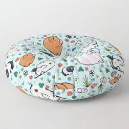 Cute Pigs Floor Pillow