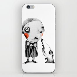 Tom & Gonzo  iPhone Skin