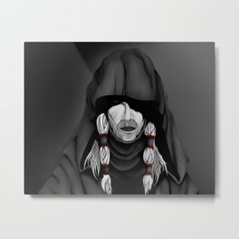 Darth Traya Metal Print