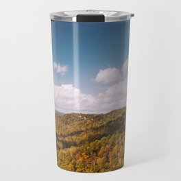 View of Red River Gorge, Kentucky Travel Mug