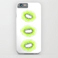 Kiwifruit iPhone 6s Slim Case