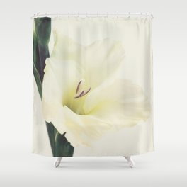 Sword Lilly - Gladiolus - JUSTART © Shower Curtain