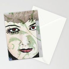 Took My Hands Off of Your Eyes Too Soon Stationery Cards