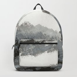clouds_december Backpack