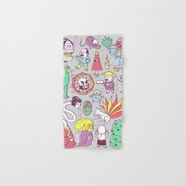 Yokai / Japanese Supernatural Monsters Hand & Bath Towel