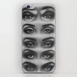 WINNIE / LANA / RIHANNA / TWIGGY / CARA iPhone Skin