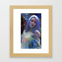 Moonshadows Framed Art Print